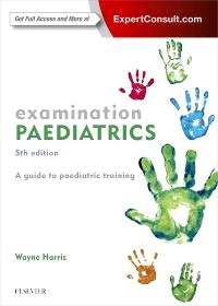 cover image - Examination Paediatrics,5th Edition