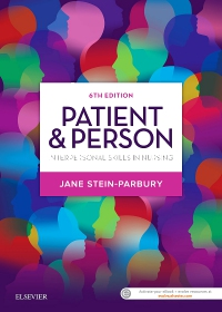 cover image - Patient and Person,6th Edition