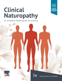 cover image - Clinical Naturopathy,3rd Edition