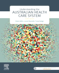cover image - Evolve Resources for Understanding the Australian Health Care System,4th Edition