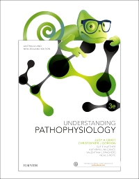 cover image - Elsevier Adaptive Quizzing for Understanding Pathophysiology Australia and New Zealand 3rd edition - Classic Version,3rd Edition