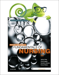 cover image - Elsevier Adaptive Quizzing for Potter & Perry's Fundamentals of Nursing Australian and New Zealand 5th edition - Classic Version,5th Edition