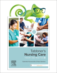 cover image - Elsevier Adaptive Quizzing for Tabbner's Nursing Care,8th Edition