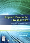 cover image - Evolve Resources for Applied Paramedic Law and Ethic