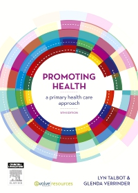 cover image - Evolve Resources for Promoting Health,5th Edition