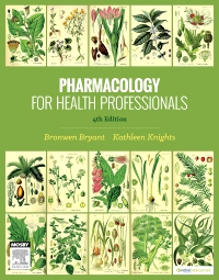cover image - Evolve Resources for Pharmacology for Health Professions,4th Edition