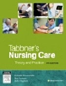 cover image - Evolve Resources for Tabbner's Nursing Care,6th Edition