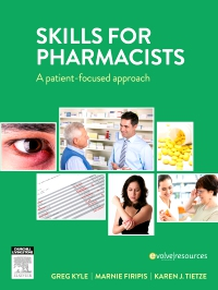 cover image - Evolve Resources for Skills for Pharmacists