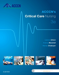 cover image - Evolve resources for ACCCN's Critical Care Nursing,3rd Edition