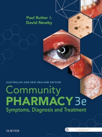 cover image - Evolve Resources for Community Pharmacy ANZ Edition,3rd Edition