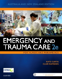 cover image - Emergency and Trauma Care for Nurses and Paramedics - EVOLVE,2nd Edition
