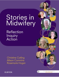 cover image - Evolve Resources for Stories in Midwifery