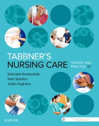 cover image - Evolve Resources for Tabbner's Nursing Care,7th Edition