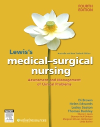 Evolve Resources for Lewis' Medical-Surgical Nursing, 4th