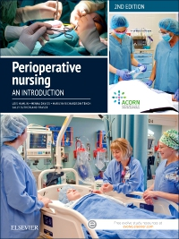 cover image - Evolve Resources for Perioperative Nursing,2nd Edition
