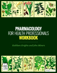 cover image - Evolve Resources for Pharmacology for Health Professionals Workbook