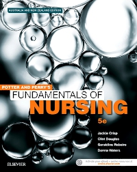 cover image - Evolve Resources for Potter and Perry's Fundamentals of Nursing - Australian Version,5th Edition