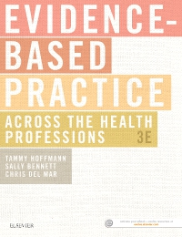 cover image - Evolve resources for Evidence-Based Practice Across the Health Professions,3rd Edition