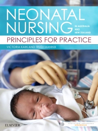 cover image - Evolve resources for Neonatal Nursing in Australia and New Zealand