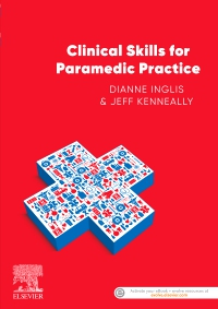 cover image - Evolve Resources for Clinical Skills for Paramedic Practice ANZ 1e