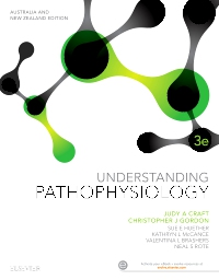 cover image - Evolve resources for Understanding Pathophysiology ANZ,3rd Edition