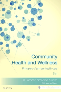 cover image - Evolve resources for Community Health and Wellness,6th Edition