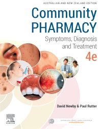 cover image - Evolve resources for Community Pharmacy Australia and New Zealand edition,4th Edition