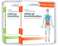 cover image - Evolve Resources for Talley and O'Connor's Clinical Examination,8th Edition