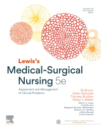 cover image - Evolve resources for Lewis's Medical-Surgical Nursing,5th Edition