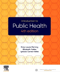 cover image - Evolve Resources for Introduction to Public Health,4th Edition