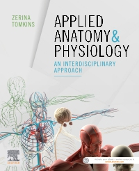 cover image - Evolve Resources for Applied Anatomy & Physiology
