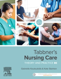 cover image - Evolve Resources for Tabbner's Nursing Care,8th Edition
