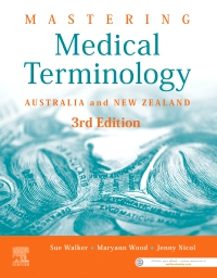 cover image - Evolve Resources for Mastering Medical Terminology,3rd Edition