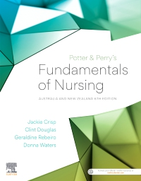 cover image - Evolve Resources for Potter and Perry's Fundamentals of Nursing ANZ edition,6th Edition