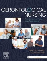 cover image - Evolve Resources for Gerontological Nursing