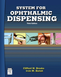 cover image - System for Ophthalmic Dispensing,3rd Edition