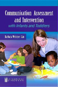 cover image - Communication Assessment and Intervention with Infants and Toddlers