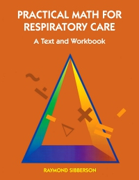 cover image - Practical Math For Respiratory Care