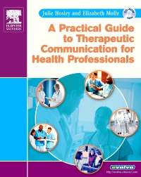 cover image - Evolve Learning Resources for A Practical Guide to Therapeutic Communications for Health Professionals