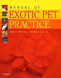 cover image - Manual of Exotic Pet Practice
