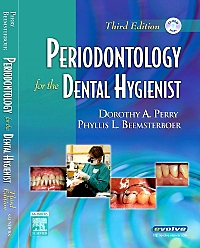 cover image - Evolve Resources for Periodontology for the Dental Hygienist,3rd Edition