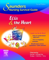 cover image - Saunders Nursing Survival Guide: ECGs and the Heart,2nd Edition