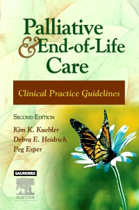 cover image - Palliative and End-of-Life Care,2nd Edition