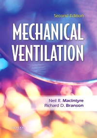 cover image - Mechanical Ventilation,2nd Edition