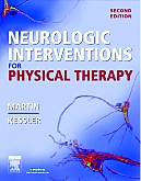 cover image - Evolve Resources for Neurologic Interventions for Physical Therapy,2nd Edition