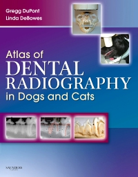 cover image - Atlas of Dental Radiography in Dogs and Cats