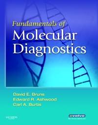 cover image - Fundamentals of Molecular Diagnostics