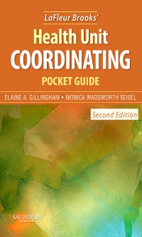 cover image - LaFleur Brooks' Health Unit Coordinating Pocket Guide,2nd Edition
