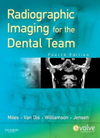 cover image - Radiographic Imaging for the Dental Team,4th Edition