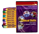 cover image - Clinical Skills Online for Medical Assistants